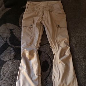 Burton snow pants